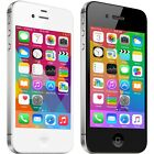 32GB Apple iPhone 4S GSM Factory Unlocked iOS Smartphone(A+++) - Black & White
