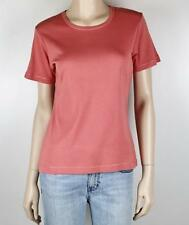 Country Road Solid 100% Cotton T-Shirts for Women
