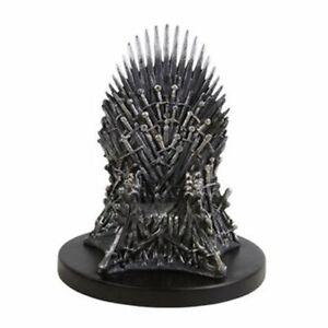 Game of Thrones NIB * Iron Throne * 4-Inch Replica Statue Dark Horse Figurine