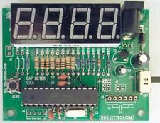 JYETech 06001 Capacitance Meter Kit; DIY Low-Cost AVR Evaluation Cap Tool USA