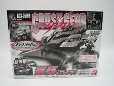 Crush Gear Turbo CGX-05WR Gaiki Black Color Ver. 1/1 Scale 4WD Series Model Kit
