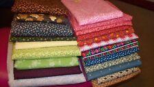 Unbranded Cotton Fabric U-PICK 1 #24 Calico Prints