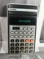 Casio COLLEGE fx SCIENTIFIC CALCULATOR RARE Vintage