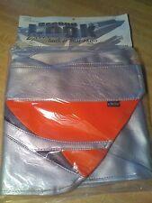 2003 HONDA CBR F4i TANK BRA Silver/Red/Black/Grey SECOND LOOK SPORTBIKE COVERS