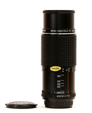 SMC Pentax-M Zoom 4,5 / 80-200mm #7623250