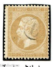 Classique de France Napoléon N°21 oblitéré cachet de facteur