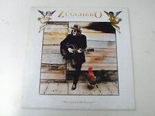 ZUCCHERO SUGAR FORNACIARI - SPIRITO DIVINO - RARO LP 1995 POLYDOR - NM-/EX--