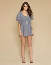 Monsoon Waist Length Scoop Neck Tops & Shirts for Women