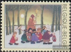 Belgium 2843 (complete issue) unmounted mint / never hinged 1998 christmas