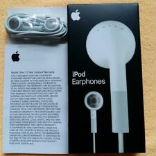Authentic Genuine Apple iPod earbud Earphones Headsets for MP3