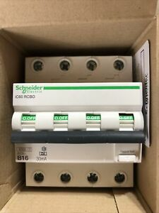 Schneider Electric FI/LS-Schalter A9D87416 Leitungsschutz Schutzschalter