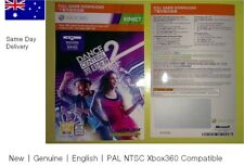 Xbox 360 Game Dance Central 2 Full Download Card / Code