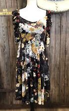 Just Cavalli Womens  Sweetheart Neck Floral Dress Sz XS EU 38