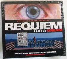 REQUIEM FOR A DREAM - SOUNDTRACK O.S.T. - CD Sigillato -  Kronos Quartet
