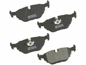 For 1989-1995, 2001-2002 BMW 525i Brake Pad Set Rear Bendix 24167QM 1990 1991