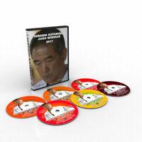 Seminario de Judo. Hiroshi Katanishi 8 dan. 2017. Ceremonias. Los metodos...