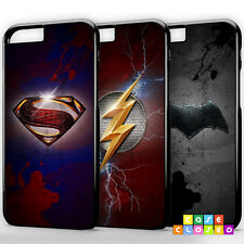 JUSTICE LEAGUE DC COMICS MOVIE THE FLASH Phone Case Cover For iPhone Samsung