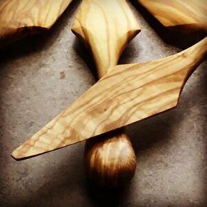 "CHEESE TROWEL 9"" Olive Wood"