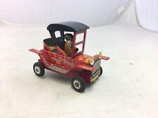 Vintage Linemar Japan Old Jalopy Friction Car Tin Toy