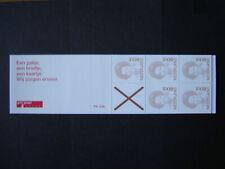 Nederland Postzegelboekje PB43B Postfris MNH