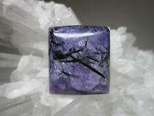 Purple Charoite Cabochon Gemstone Natural Jewelry Design Stone Cab