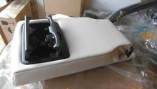 BMW X3 F25 REAR CENTRE ARMREST IVORY WHITE LEATHER NEW GENUINE 52207367258