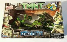 TMNT STUNT RIDER LEO FROM TMNT Movie 2007 Leonardo Teenage Mutant Ninja Turtes