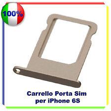 SIM Card Tray Slot Porta Scheda Vassoio SLOT holder per iPhone 6S GOLD