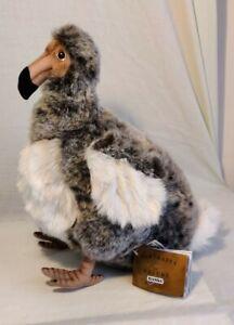 "Hansa Dodo 5028 Plush Soft Toy Extinct Bird/Finely handcrafted Collectibles 11"""