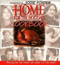 Home for the Holidays Cookbook by Oxmoor House Staff (1995, Hardcover)