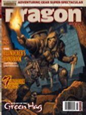 DRAGON MAGAZINE 331 mai 2005 & D 3.0 / 3.5 prix comprend la livraison au Royaume-Uni