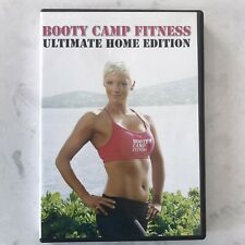 BOOTY CAMP FITNESS - Ultimate Home Edition Workout DVD Exercise - Free Shipping