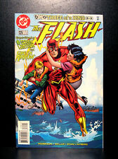 COMICS: DC: The Flash #135 (vol 2, 1998), GL and GA app - RARE