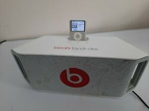 Beats by Dr Dre Beatbox Portable Ipod Dock - Working + Power Lead - Used