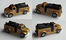 Matchbox - Highway Rescue Fire Truck goldmet./schwarz Feuerwehr
