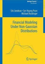 Financial Modeling Under Non-Gaussian Distributions (Springer Finance)-ExLibrary