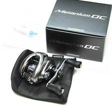 Shimano Metanium DC (RIGHT HANDLE) Bait Casting Reel From Japan