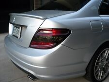 BlingLights Tinted Taillight Overlays Film Kit for Mercedes-Benz C-Class