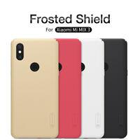 Nillkin Ultra Slim Matte Hard Back Best Cover Case Shield For Xiaomi Mi Mix 3