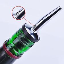 Stainless Steel Liquor Bottle Wine Pour Spirit Pourer Flow Wine Spout Stopper