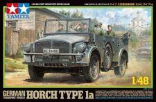 Tamiya Alemán transporte Vehículo Horch TIPO 1a 1:48 Kit Construcción 32586