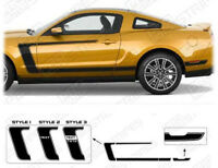 05 06 07 08 09 Ford Mustang GT Set of 2 Outline Decals precut diecut stickers