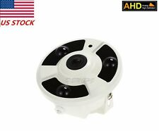 HD 1080P CCTV wired 2.0MP AHD camera 360 degree fisheye Night Vision dome USPS