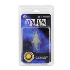 Star Trek Attack Wing: Federation U.S.S Dauntless Expansion Pack WZK 71805