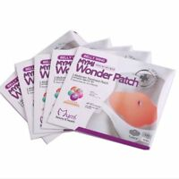 5 Pkt MYMI Wonder Patch Fat Burner Slimming Patch Belly Wing Weight Loss 25pcs