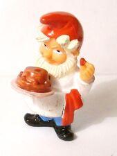 Ferrero Ü-Ei  Figur 1992 Die Zunft der Zwerge  Bäcker Zuckersüß  (ohne Bpz)