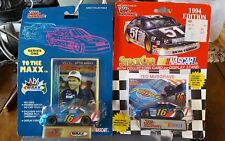 RACING CHAMPIONS ~ TED MUSGRAVE #16 [1/64 SCALE] LOT OF 2 CARS *NIP*