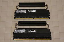 4GB OCZ Reaper HPC PC2-8500 memoria DDR2 1066MHz Series CL5 (OCZ2RPR10664GK) 09