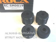 ROCA Rear Upper Strut Mount Fits G20 99-02 I30 96-99 M45 03-04 Q45 90-01 2pc