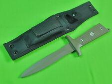US USELTON ARMS Tactical Fighting Knife & Sheath Stone
